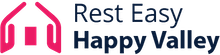 Rest Easy Happy Valley Logo