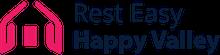 Rest Easy Happy Valley Logo